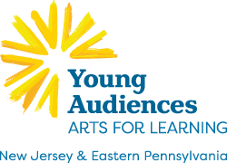 Young Audiences New Jersey and Eastern Pennsylvania Logo