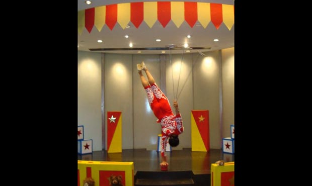 Acrobatic Power Plus by Dance China New York