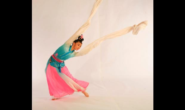 China Patterns by Dance China New York