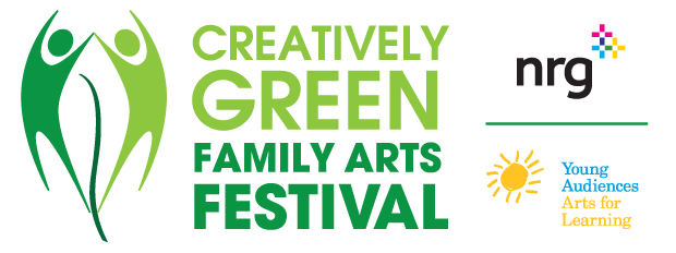 Creatively Green Family Arts Festival Logo