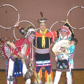 Thunderbird American Indian Dancers | Young Audiences New Jersey