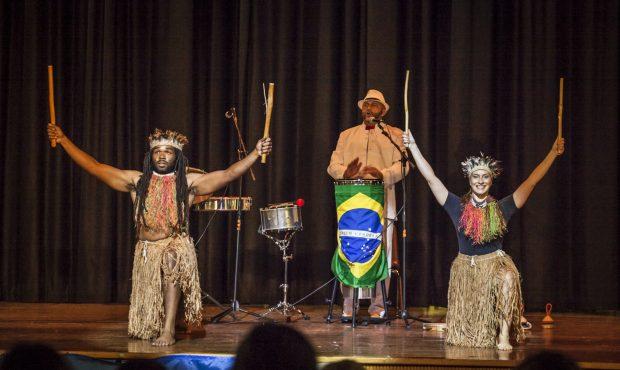 Ginga Brasileira | Free to Dance