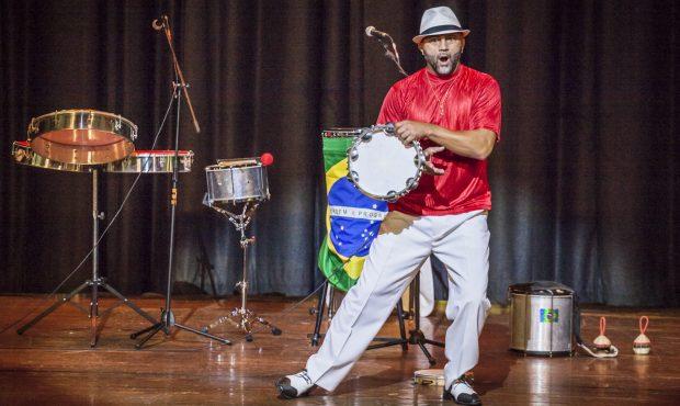 Free to Dance by Ginga Brasileira |