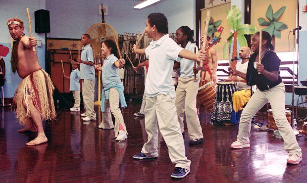 Exploring Brazilian Dance and Culture by Ginga Brasileira