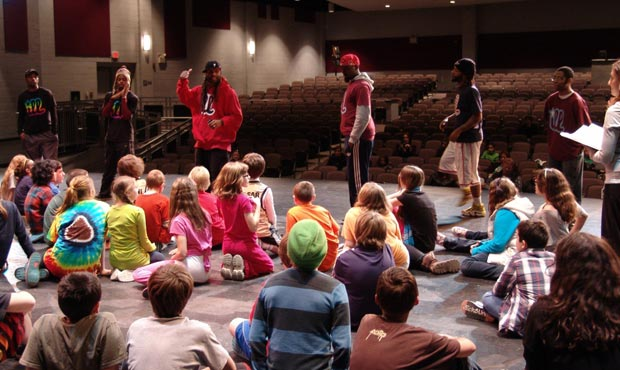 2012 AIE Grants Awarded | Young Audiences New Jersey