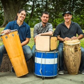 A Journey Through Latin Percussion by Samba to Salsa