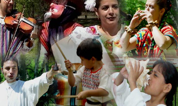Dances and Culture of Mexico by Mexico Beyond Mariachi