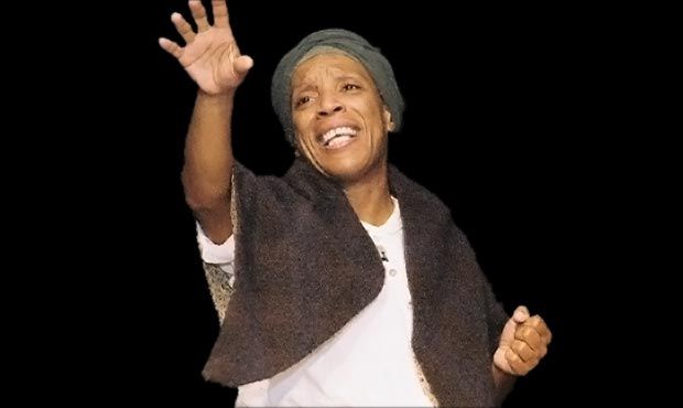 Harriet Tubman: The Chosen One by Gwendolyn Briley-Strand   Young Audiences New Jersey