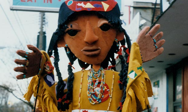 Hiawatha by Catskill Puppet Theatre | Young Audiences New Jersey