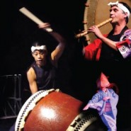 Japanese Festival Drums by Taikoza | Young Audiences New Jersey