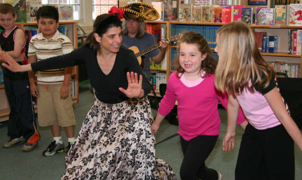 Living History: Dramatizing Our Past with Anne Pasquale