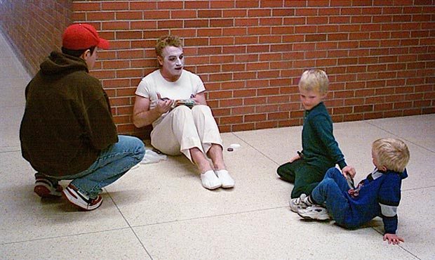Mime and Creative Play by Bill Bowers | Young Audiences New Jersey