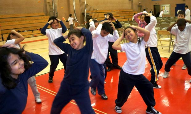 Movement Madness by Michelle Marigliano | Young Audiences New Jersey