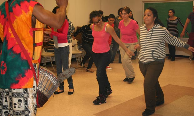 Origins of Uganda's Rhythms and Dances by Ssuuna   Young Audiences New Jersey