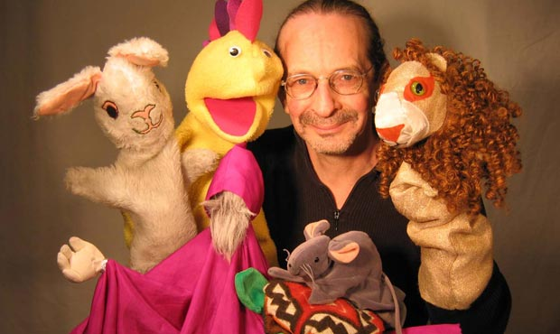 Puppet Theatre Inside and Out by Steve Abrams Puppet Theatre | Young Audiences New Jersey