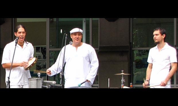A Journey Through Latin Percussion by Samba to Salsa
