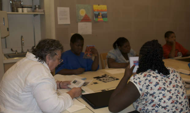 Seeing and Writing Poetry by Eloise Bruce   Young Audiences New Jersey
