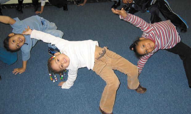 Story Dance by Young Audiences Artsts | Young Audiences New Jersey