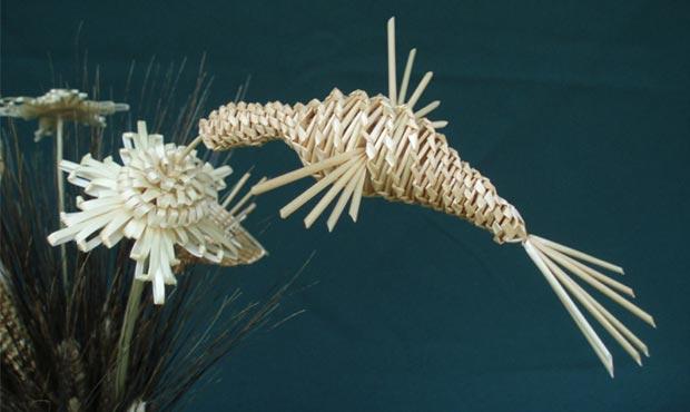Wheat Weaving - Linda Beiler