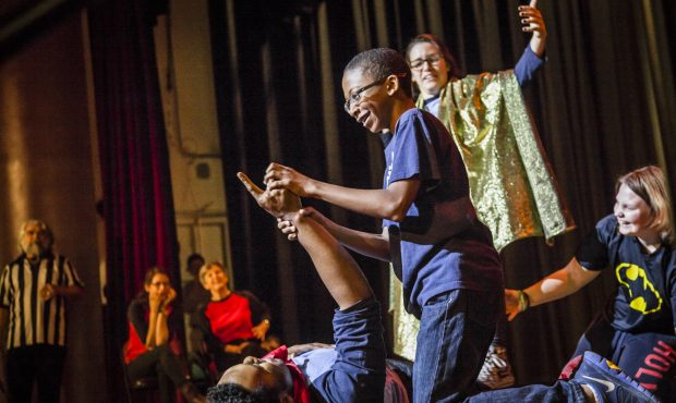Freestyle Repertory Theatre | Improvising as a Team