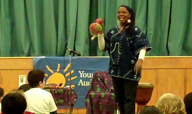 Gift of Story by TAHIRA | Young Audiences New Jersey & Eastern Pennsylvania