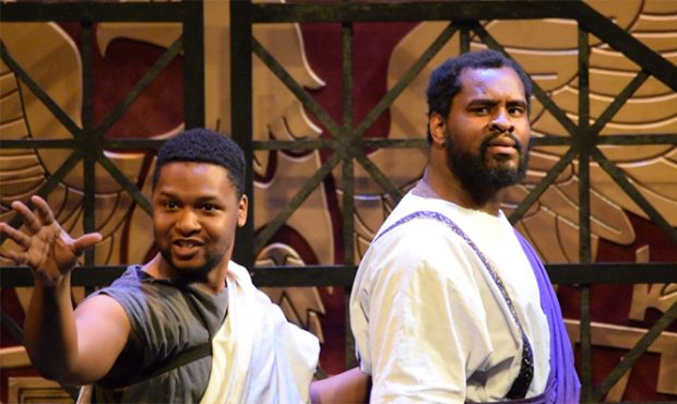Shakespeare Theatre of New Jersey - Julius Caesar