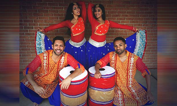 AATMA Performing Arts - Colors of India