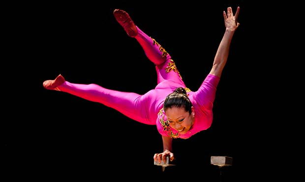 Li Liu - Traditions of Chinese Acrobatics