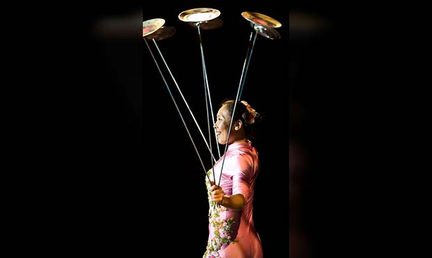 Li Liu - Traditions of Chinese Acrobatics