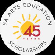 Photo of YA Arts Eduation Scholaships Logo