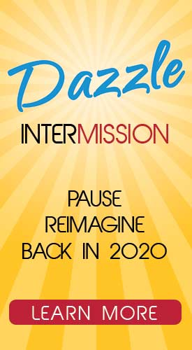 Dazzle InterMission 2019 Advertisement
