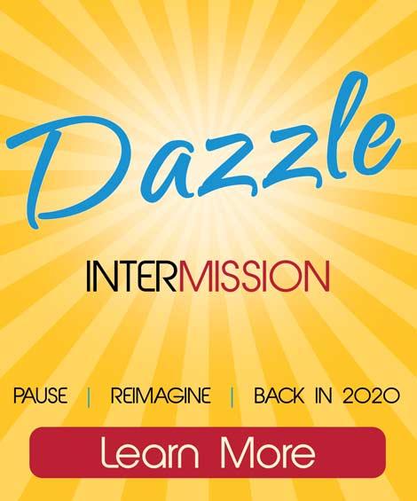 Dazzle Intermisison Ad
