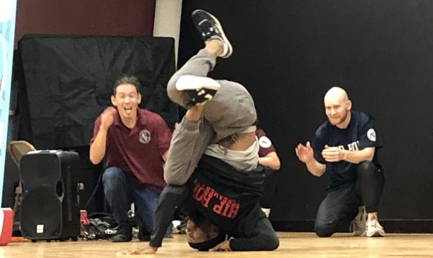 Hip Hop Fundamentals - Breaking: The Laws of Physics