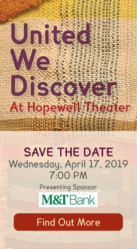 United we Discover - Save the Date