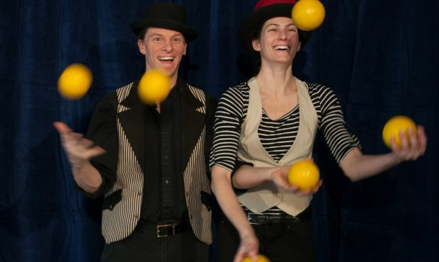 Give & Take Jugglers