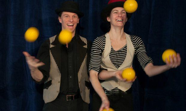 Give & Take Jugglers