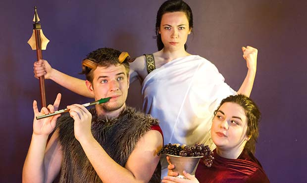 Image of Ancient Thunder by Bloomsburg Theatre Ensemble