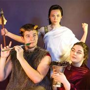 Image Ancient Thunder by Bloomsburg Theatre Ensemble