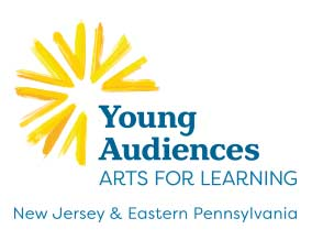 Young Aueiences Arts for Learning NJ & Eastern Pennsylvania Logo