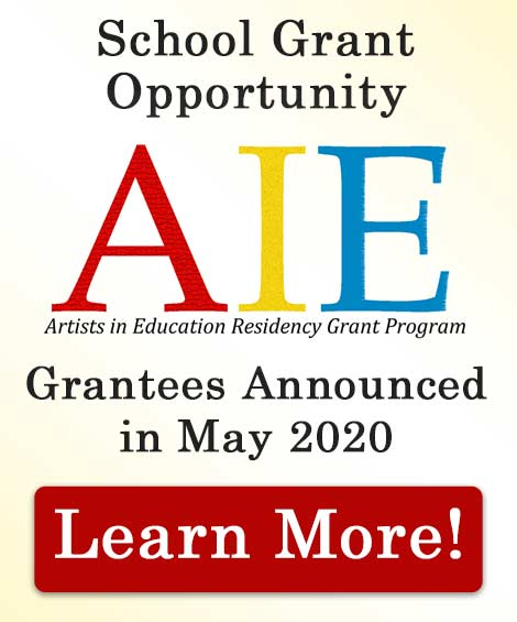 AIE - Grantees Announced May 2020 -advertisement