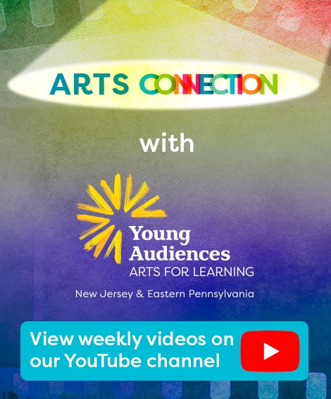 Arts Connection Video Series Ad