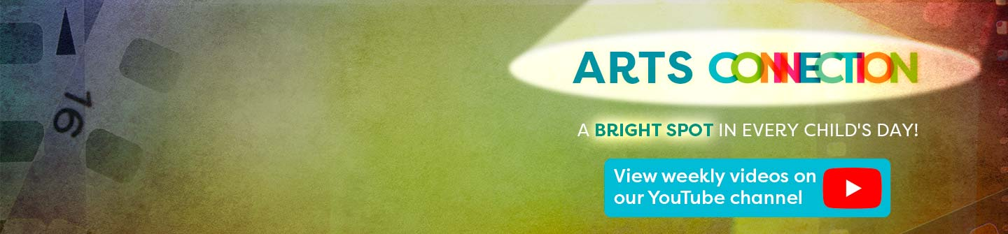 Arts Connection Video Ad for Homepage Slider