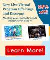 Virtual Program Offering Ad