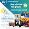 Young Audiences' Virtual Program Discount Flyer