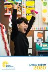 Young Audiences FY20 Annual Report Cover Image