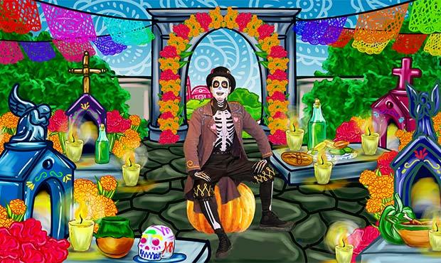 Sugar Skull by Mexico Beyond Mariachi
