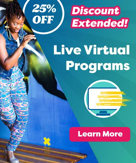Young Audiences' Live Virtual Programs - Discount Extended!