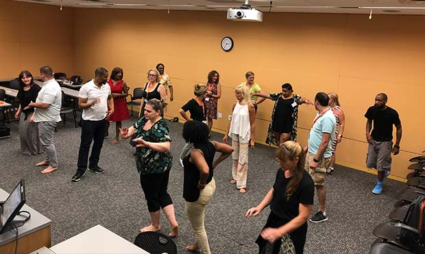 Hip Hop Dance in your Virtual Classroom