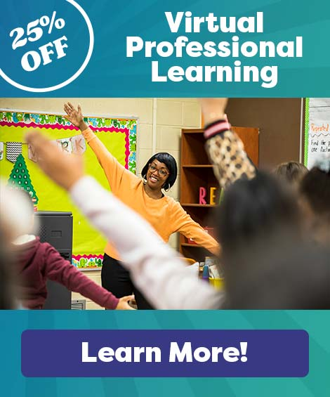 Virtual Professional Learning - Learn More