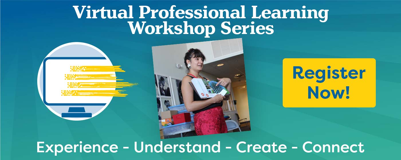 Virtual Professional Learning Workshop Series Ad